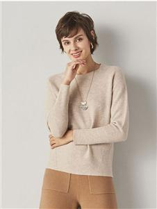 GTS天山羊绒新款羊绒衫