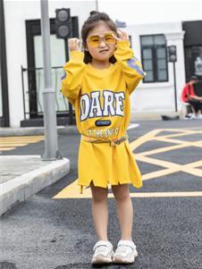 佐米熊童裝女裙