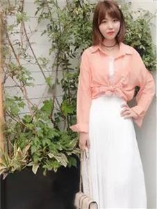 幻彩四季女装纱裙