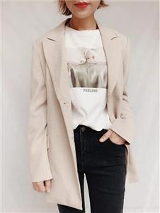 幻彩四季女裝西裝外套
