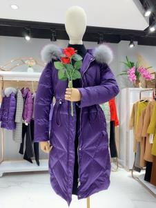 卓越女装冬季新款羽绒服