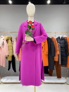 卓越女装冬季新款风衣