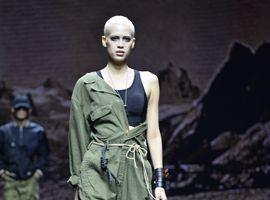 2019年厦门国际时尚周:AKCLUB的军事复古与当代潮流