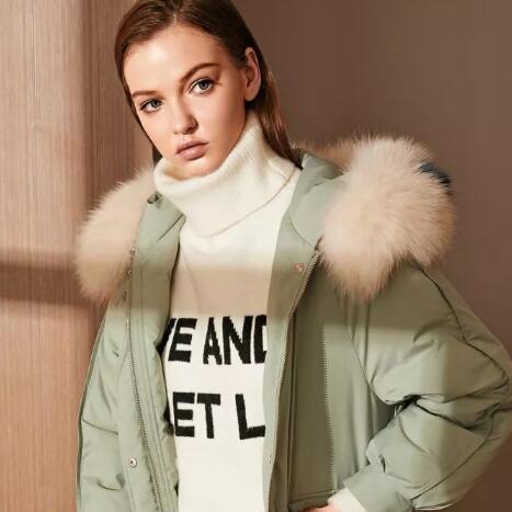 HEFANXI赫梵茜|大雪/羽绒服—成就了冬季时尚!