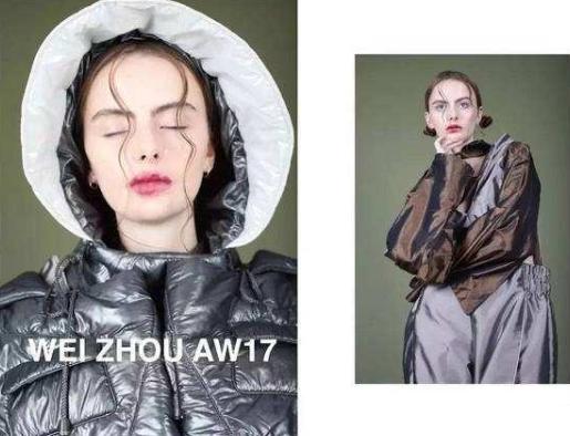 新锐设计师周玮:服装是人体的第二层皮肤