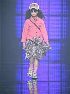 西萌叮童装西萌叮Smartin新款粉色外套