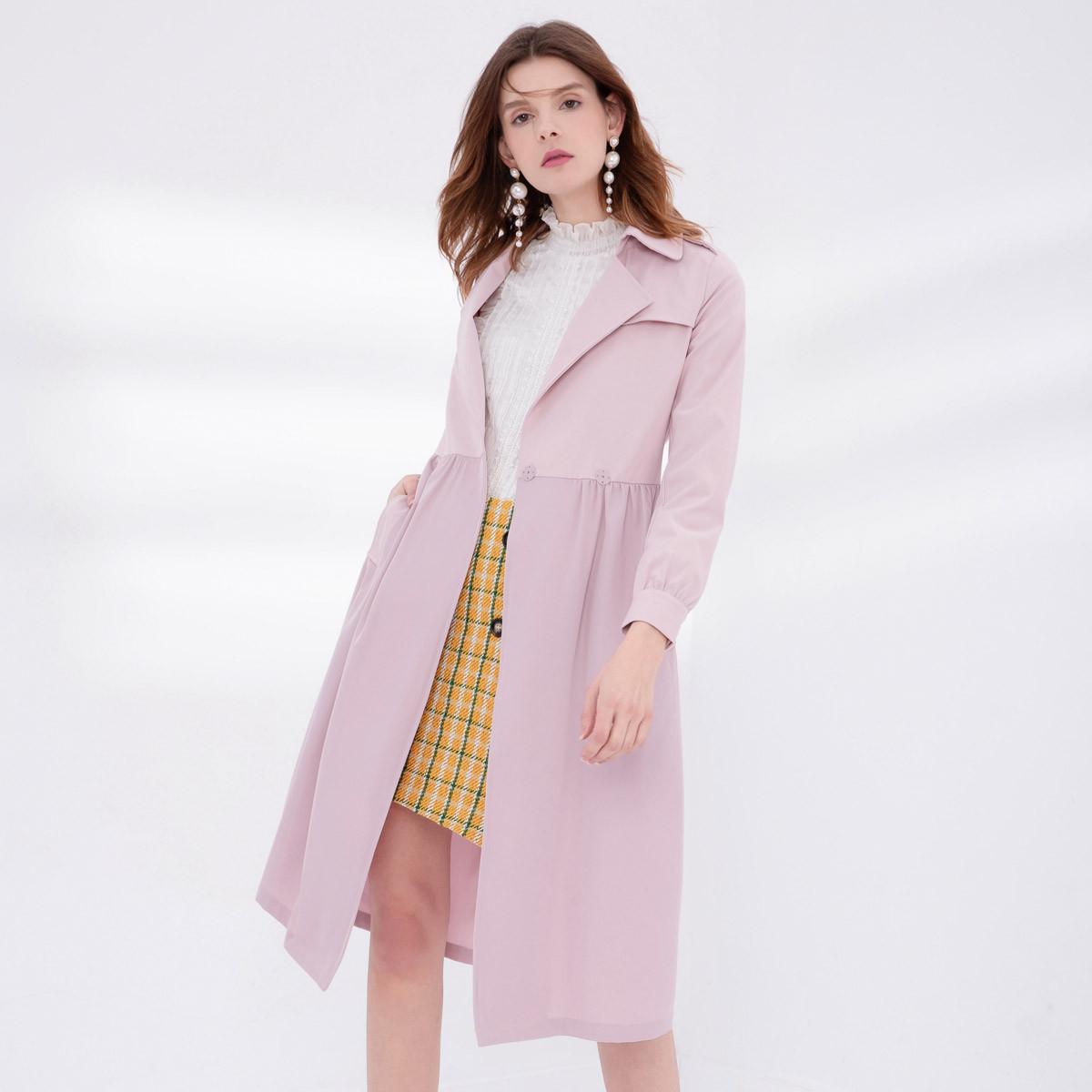 强调复合式时尚概念 戈蔓婷女装为店铺注入生机活力