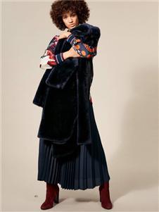 Laurèl女裝黑色皮草