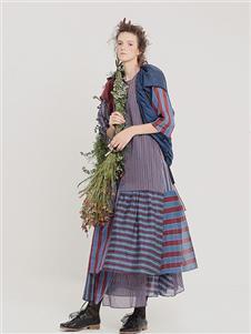 茶愫女装新款纱裙