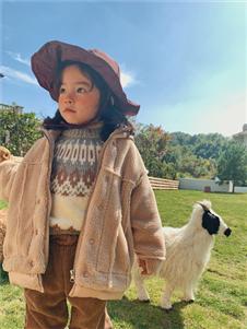 拉酷儿童装拉酷儿童装舒适外套