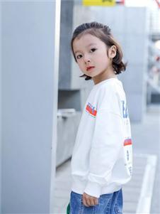 圖零錢TUBOY童裝2020春夏款印字衛衣