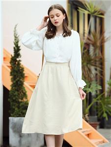 MOKOO秋冬新款半身裙