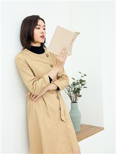 MOKOO秋冬新款连衣裙