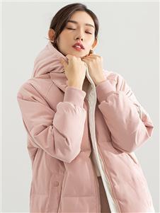MOKOO秋冬新款时尚羽绒服