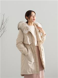 MOKOO秋冬新款羽绒服
