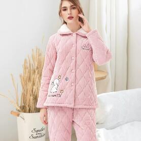 秀黛推荐|保暖又时尚的秋冬睡衣~