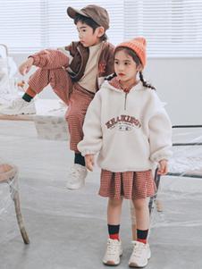 卡琪屋童装2019新款套装