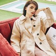 冬季大衣怎样搭配好看 宝洛莎教你轻松穿出好气质