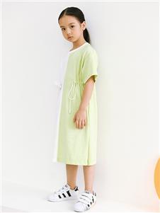 子穆童裝修身連衣裙