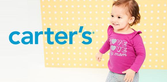 Carter's童装诚邀您的加盟
