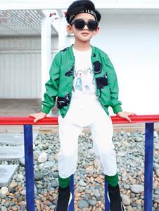 下一個奇跡春夏裝綠色外套