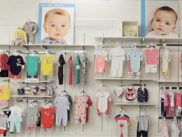 Carter's店铺展示