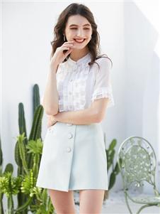容悦女装Loyer.Mod容悦春季新款半身裙