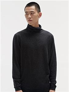 术2019新款高领针织衫