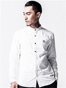 集云2019新款白色衬衫