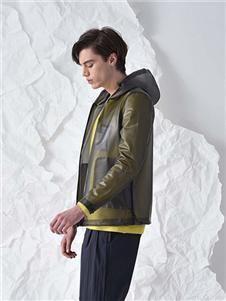 825ing秋冬装透明外套