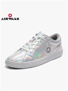 airwalk亮面板鞋