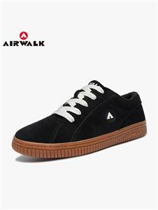 airwalk絨面板鞋