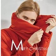 LEEIROSEY丽芮 | Merry Christmas-Red line