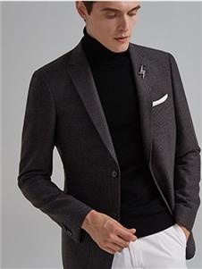 培罗蒙2019新款高领针织衫