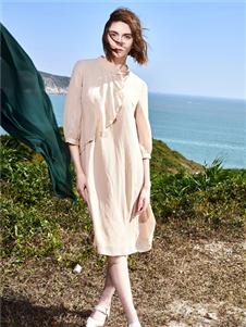 千桐女装新款时尚连衣裙
