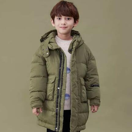 金果果童裝: 怎么將羽絨服搭配的更舒適?