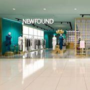 圣诞来临,喜讯不断---恭喜纽方NEWFOUND女装再开新店!