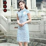 唐雅阁旗袍 打造东方女性婀娜多姿的自然美