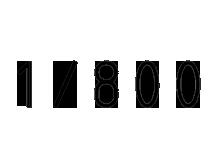 1/800女裝品牌
