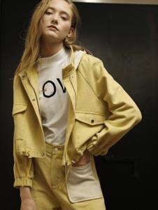 雅芙女装雅芙2020春夏短款外套