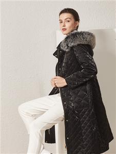 約布2019冬裝羽絨服
