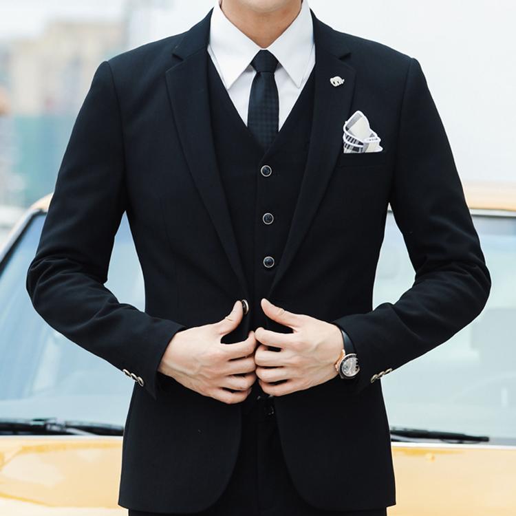 韩版西装批发新款品牌秋冬季男装厂家直供一手货源