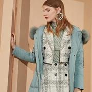 冬季时髦搭配 oritick奥伦提简约的款式很受潮流达人的青睐