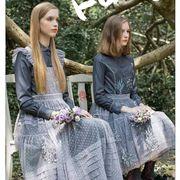 淑女屋为灰姑娘设计一见钟情的衣裳!