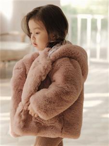 UN秋冬装毛绒外套