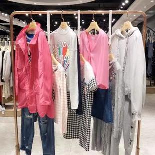 厂家直销一线潮牌美衫美女装便宜拿货进货市场