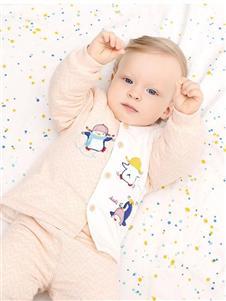 卡迪熊加厚寶寶服
