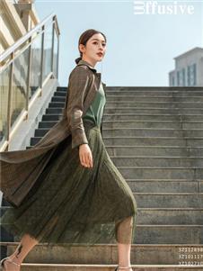 三弗2020春季新款半身裙