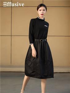 三弗2020春季新款连衣裙