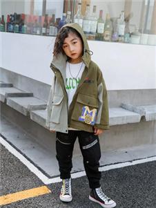 Hello Kemi绿色外套